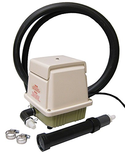 EasyPro Pond Products LA10W Deluxe Linear Aeration Kits for Pond by EasyPro Pond Products