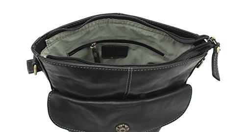 Tudor Body Bad Shoulder Bag Skin 88 Collection 7107 As Black Cross 64OqWEw