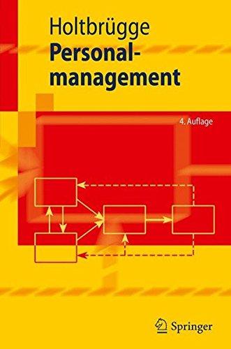 Personalmanagement (Springer-Lehrbuch)