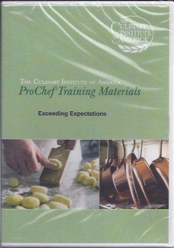 Exceeding Expectations - Pro-chef Training Materials