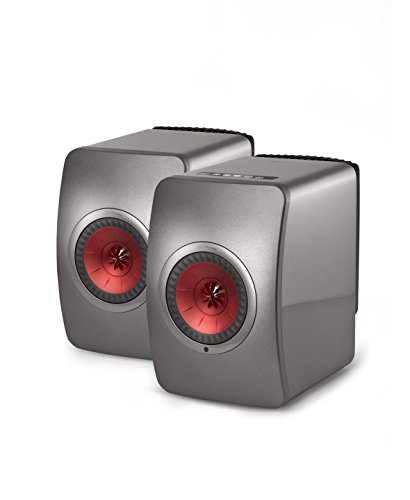 LS50 Wireless Powered Music System (Gray, Pair) for sale  Delivered anywhere in USA
