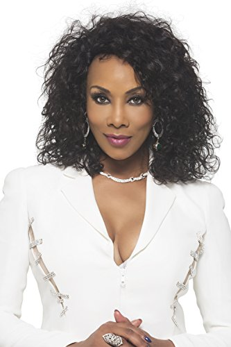 Vivica A Fox Hair Collection Oria, Remi Brazilian Wig, 14 Ounce