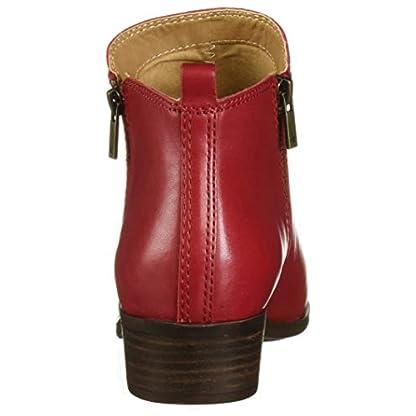 Lucky Brand Women's LK-Basel Ankle Boot, Garnet, 6.5 3