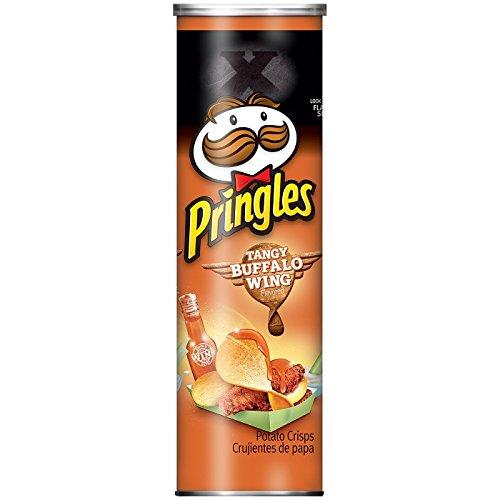 Pringles Tangy Buffalo Wings Snack de Patata - 1 lata: Amazon.es: Alimentación y bebidas