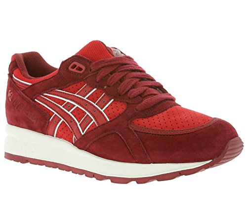 Asics Gel Lyte Speed Shoes Burgundy Red Rot LPHe292