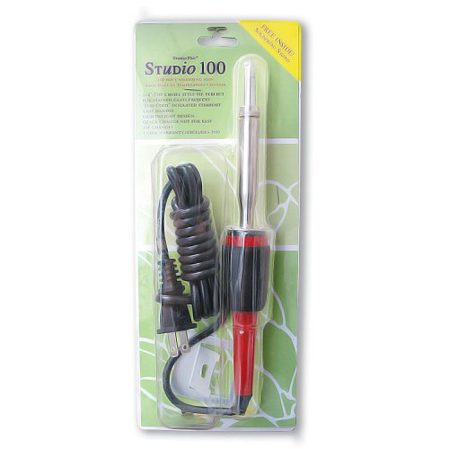 Studio Pro 100 Temperature controlled Solder Iron Includes Stand and 750 Degree Tip