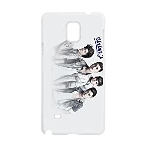 Samsung Galaxy Note 4 Cell Phone Case Covers White Union J Jthng