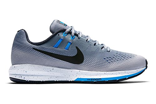 Nike 849581-002, Zapatillas de Trail Running para Hombre Gris (Cool Grey / Black / Wolf Grey / Blue Glow)