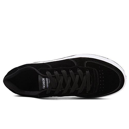 shoes Papel Hombre Negro para Mocasines de Shufang Pdwatx1qBP