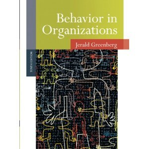 Behavior in Organizations (10th Edition) (10th Tenth Edition) [Hardcover] ()