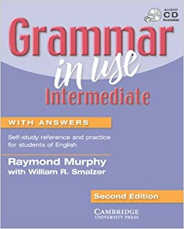 English Grammar in Use by Raymond Murphy with Answers (PDF)