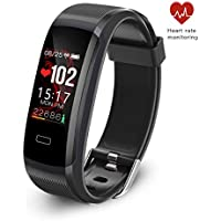seegar Fitness Tracker Pedometro Calorie Monitor by Impermeabile Activity Tracker del Sonno Cardiofrequenzimetro Smart Watch Polso