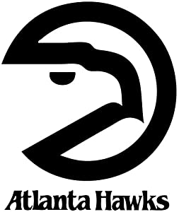 "New Atlanta ""Hawks"" Vinyl Decal ""Sticker"" For Car or Truck Windows, Laptops etc."