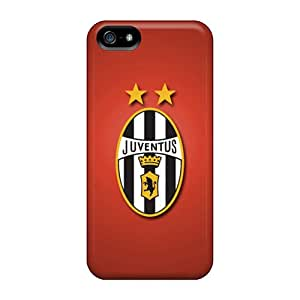 ALM2221NHeJ Case Cover Protector For Iphone 5/5s Juventus Fc Case