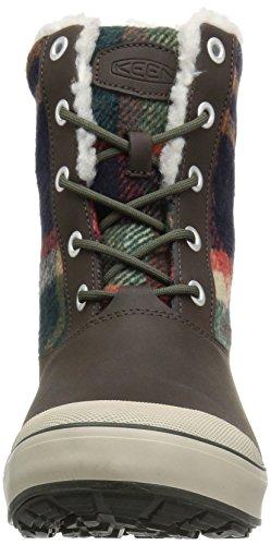 KEEN Elsa Boot WP W Zapatos de invierno grano de café