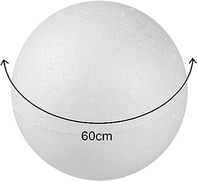 Creativ 6 cm 5-Piece Polystyrene Ball