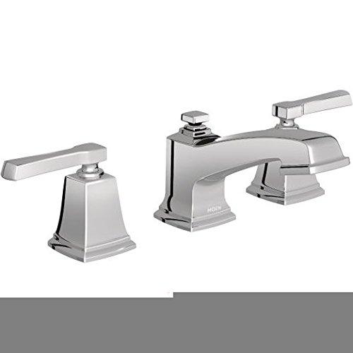 Lavatory Faucet 2h Chrome (BOARDWALK 2H WS TRIM CH / Chrome two-handle bathroom faucet)
