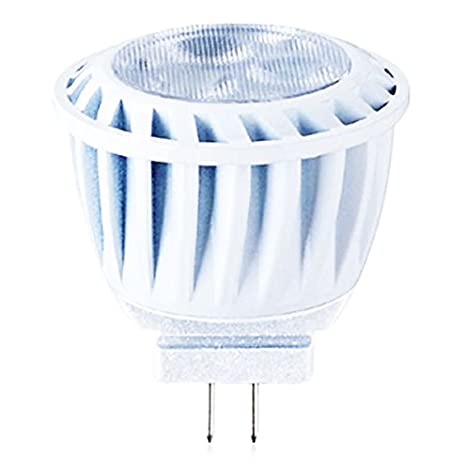 MR11 Bombilla LED GU4 3,5 W 12 V GU4.0 Base 6400K Luz