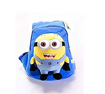 Despicable Me2 - Minion Plush Backpack School Bag - Jerry