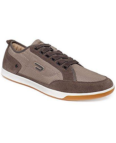 """Diesel Men's """"Eastcop"""" Pits Cobblestone/Brindle Sneaker 11 M"""
