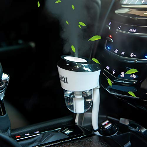 Looking for a essential oils diffuser for car? Have a look at this 2020 guide!