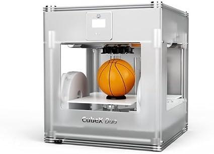 Cubify 401384 CubeX Duo - Impresora 3D (dos cabezales): Amazon.es ...