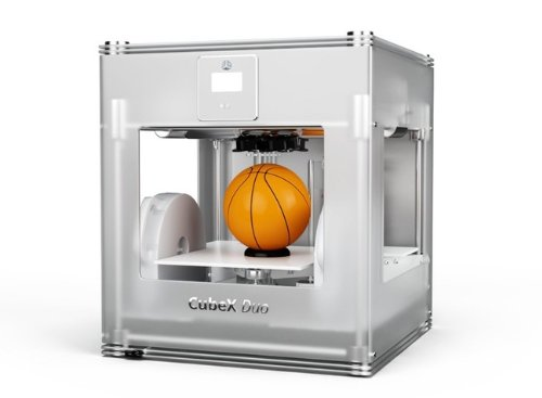 The CubeX™ Duo 3D Printer