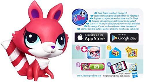 Littlest Pet Shop Sweetest Pet Single Fox