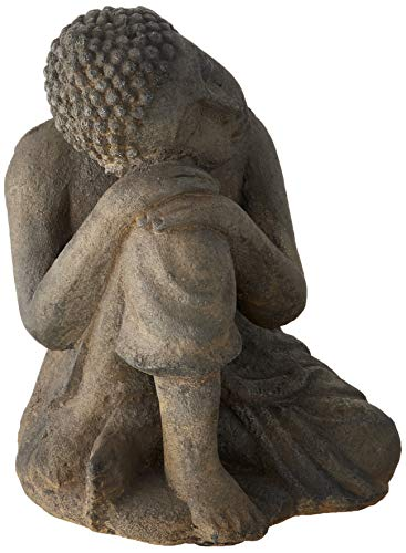 Dwelling Buddha Outdoor Statue