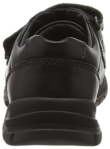Start Rite Engineer Large, Zapatillas para Niños Negro - negro