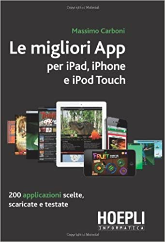Le migliori App per iPad, iPhone e iPod Touch