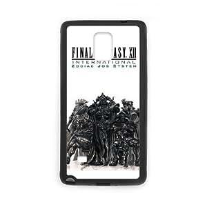 Samsung Galaxy Note 4 Final Fantasy pattern design Phone Case HFF1216061