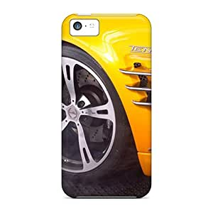 Iphone 5c Cases Covers Skin : Premium High Quality Yellow Ac Schnitzer Tension Concept Bmw Front Wheel Section Cases