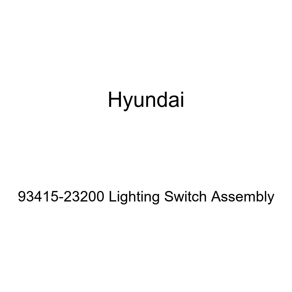 Genuine Hyundai 93415-23200 Lighting Switch Assembly