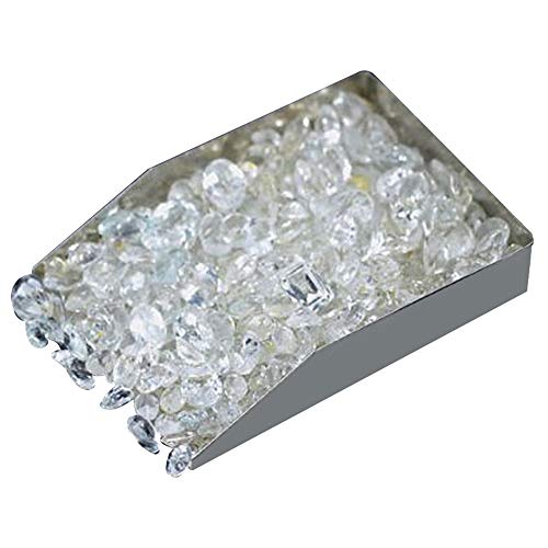 50+ Carats of Real Natural White Topaz Mix Gemstones Lot in Mixed Shapes and Sizes. Grade A Quality, Incredible Wholesale Price. Prepared Exclusively by GemMartUSA (WT-60001)