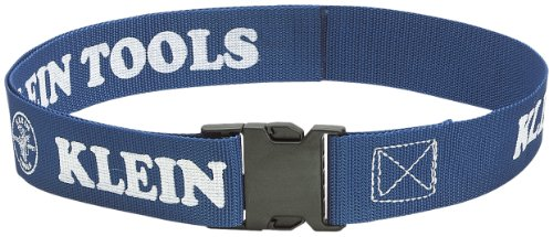 Lightweight Utility Belt Blue Klein Tools 5204