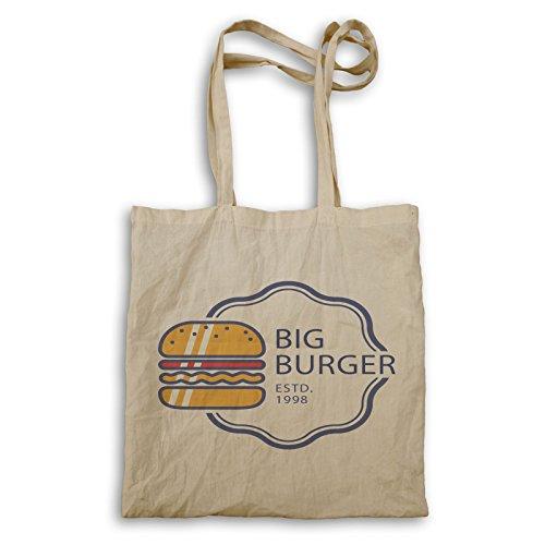 1998 Burger Beste Stadt Tragetasche p948r