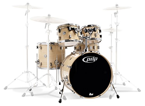 ncept Maple Shell Pack with Chrome Hardware Natural (Natural Mass Pack)