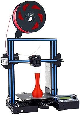 GEEETECH A10 Impresora 3D, kit de bricolaje de perfil de aluminio ...