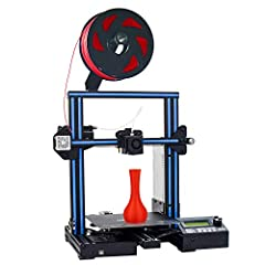 Printing ParametersPrinting technology: FDMBuild volume: 220*220*260 mm3Printing accuracy: 0.1mmPositioning precision: X/Y:0.011mm. Z: 0.0025mmPrinting speed: 180 mm/s (max)Filament diameter: 1.75mmNozzle diameter: 0.4mmFilament: ABS / PLA /f...