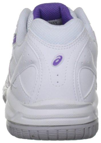 Violet Spécial Blanc Cassé Asics Cassé 37 Uk Pour Et W Tennis 4 Femme Eu Bianco Chaussures Gel Court white Estoril Argent wxAqpSU