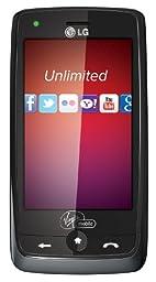 LG  Rumor Touch Prepaid Phone (Virgin Mobile)
