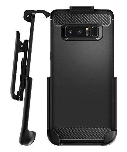 Encased Belt Clip Holster for Spigen Rugged Armor Case - Galaxy Note 8 (case not Included)