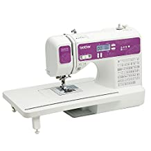 Brother SQ9130 Computerized Sewing and Quilting Machine Small White