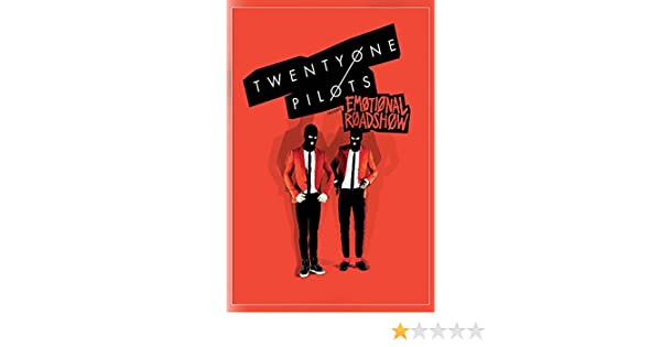 Blurryface 2015 Album 36x24 Music Band Art Print Poster Twenty One Pilots