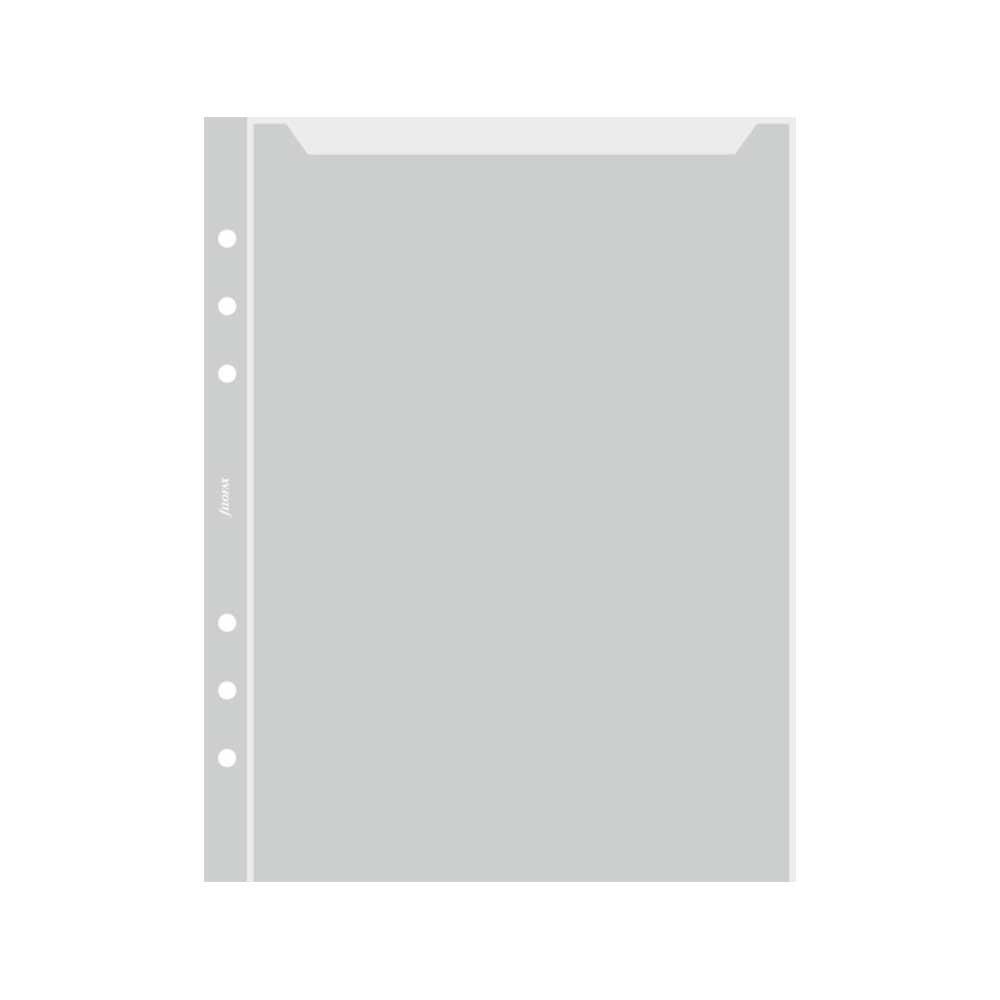 Filofax A5 Transparent Envelope (343612)