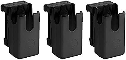 GHOST 360 MAGAZINE POUCH  IPSC USPSA SHOOTING MAG POUCHES 3 GUN DOUBLE STACK