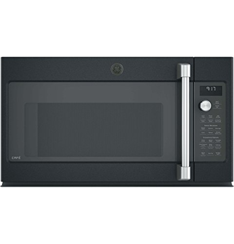 ge cafe over the range microwave - 4