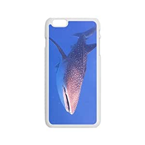 Amazing Rhincodon typus Hight Quality Plastic Case for Iphone 6