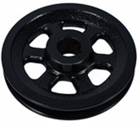 5 3//4 OD Replaces 1-303073 Cast Iron 1 Bore Exmark Replacement Pulley